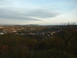 Blick auf Eisenach