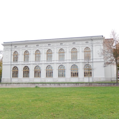Thüringisches Hauptstaatsarchiv am Beethovenplatz