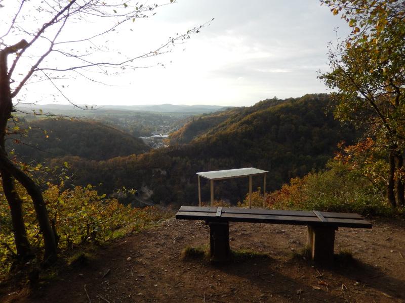 4 schöne Aussicht nach Burgbrohl