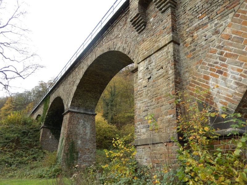 8 Viadukt (unser Start)