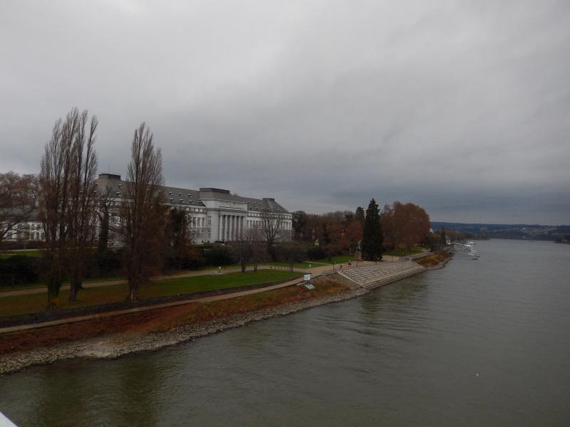 2 Blick aufs Koblenzer Schloss