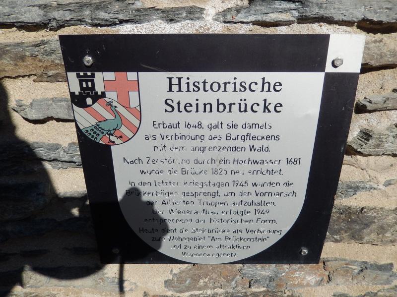 Histor. Steinbrücke