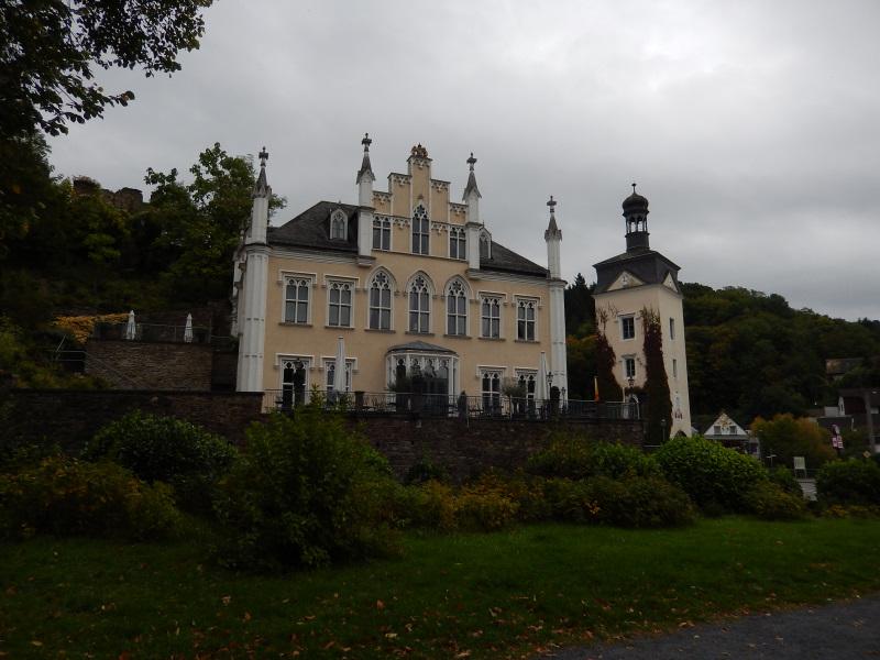 Schloss am Nachmittag