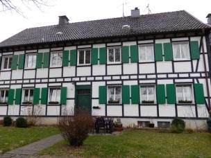 in Gruiten Dorf