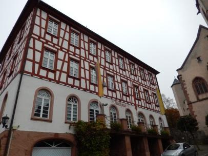 Rathaus von Lorch