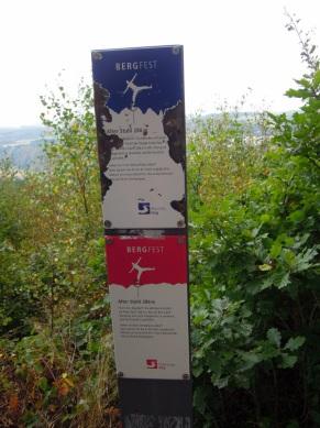 Bergfest - Stempelstelle