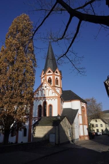 Kirche von Heimersheim