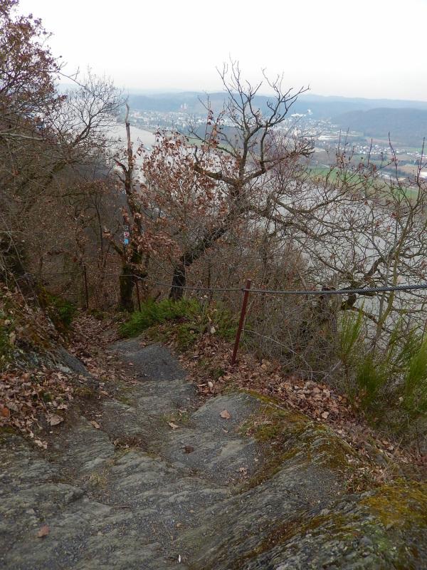 17 Felsenwege