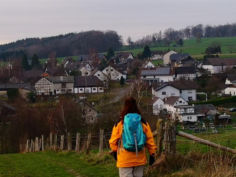 vor Wersch am Böllweg