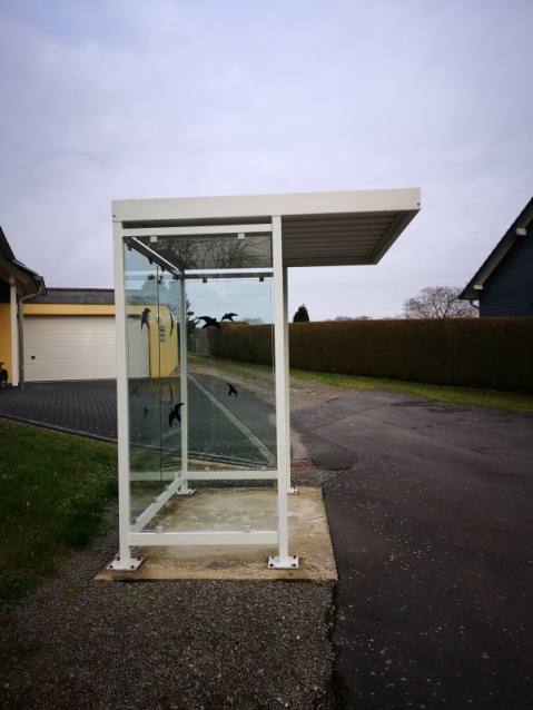 Bushaltestelle?
