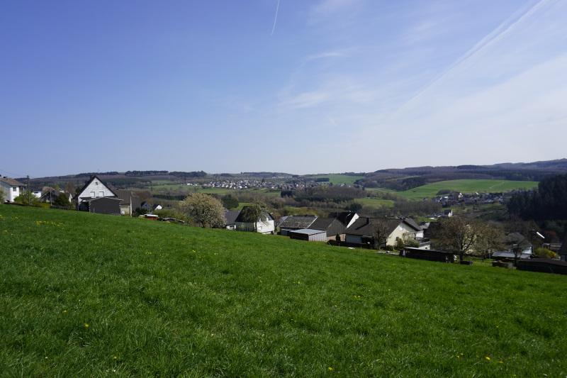 Sanfte Höhen des Westerwalds