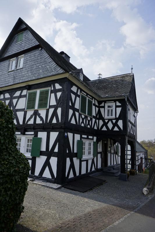 Fachwerkhaus in Betzdorf-Alsdorf