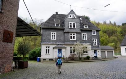 Altes herrschaftsliches Haus