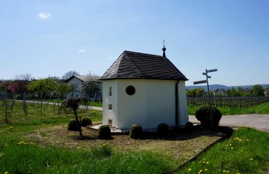 Kleine Kapelle bei Palzem