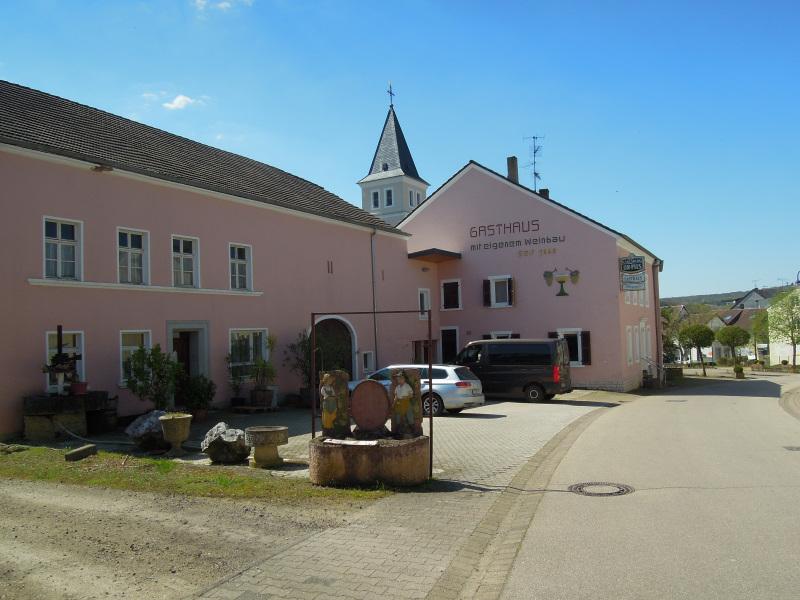 Weingut in Palzem, (c) Doris S.