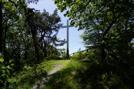 Das weiße Kreuz