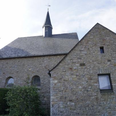 Kirche der Benediktinerinnen-Abtei